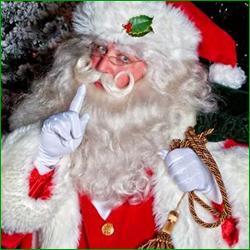 Conway Arkansas Santa