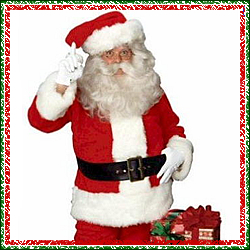 Professional Santa Claus Maryland