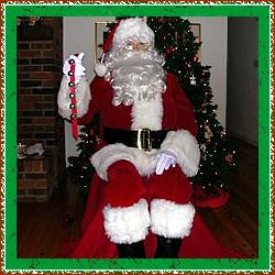St Louis Missouri Santa