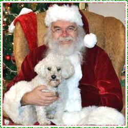 Chattanooga Tennessee Santa