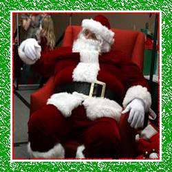 Vermont Santa Claus for Hire