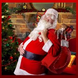 Florida Santa Claus for Hire