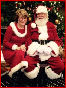 Santa Gary for Hire