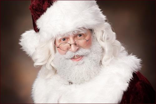 Santa for Hire in Salt Lake City